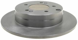 ACDelco - 18A2369A - Non-Coated Rear Disc Brake Rotor