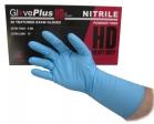 AMMEX - GPNHD64100 - GlovePlus HD Powder Free Nitrile Gloves, 8 Mil - Medium - 50/Pack