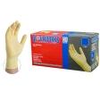 AMMEX - ILHD46100 - GloveWorks HD Powder Free Textured Latex - Large - 100/Pack