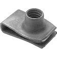 Auveco - 10053 - Extruded U Nut 5/16-18 Screw Size - 50/Pack