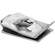 Auveco - 11292 - U Nut #8 Screw Size GM - 50/Pack