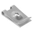 Auveco - 13224 - U Nut 4.2mm (#8) Screw Size .5-1.7mm Range - 50/Pack