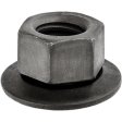Auveco - 15351 - 3/8-16 Washer Nut 7/8OD