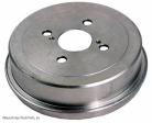 Beck Arnley - 083-2565 - Brake Drum