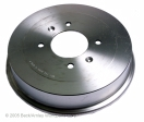 Beck Arnley - 083-2928 - Brake Drum