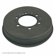 Beck Arnley - 083-3365 - Premium Brake Drum