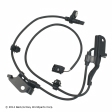 Beck Arnley - 084-4809 - ABS Speed Sensor