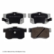 Beck Arnley - 085-1467 - Premium ASM Brake Pads