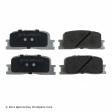 Beck Arnley - 085-1659 - Premium ASM Brake Pads