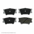 Beck Arnley - 085-1756 - Premium ASM Brake Pads