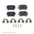 Beck Arnley - 085-1759 - Premium ASM Brake Pads