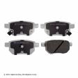 Beck Arnley - 085-1824 - Premium ASM Brake Pads