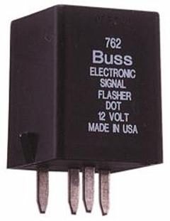 Bussmann - NO.762 - Flasher