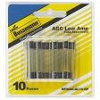 Bussmann - BP/AGC-AL10RP  - 10PC Low Amp Fuse