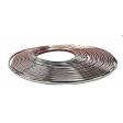 Cal-Stripes - 37-750 - Chrome Half Round Trim - 1/4