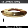 Cal-Stripes - 37-833 - Gold Band Wheel Well Molding 5/8