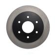 Centric - 120.42081 - Premium Brake Rotor