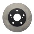 Centric - 120.44078 - Premium Brake Rotor