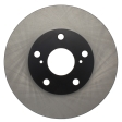 Centric - 120.44136 - Premium Brake Rotor