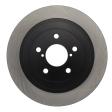 Centric - 120.47017 - Disc Brake Rotor