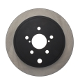 Centric - 120.47029 - Premium Brake Rotor