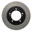 Centric - 120.48008 - Premium Brake Rotor