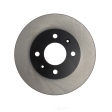 Centric - 120.51017 - Premium Brake Rotor