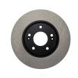 Centric - 120.51020 - Premium Brake Rotor