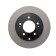 Centric - 120.51021 - Premium Brake Rotor