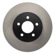 Centric - 120.61072 - Premium Brake Rotor