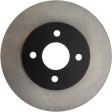 Centric - 120.62072 - Disc Brake Rotor
