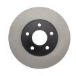 Centric - 120.62095 - Premium Brake Rotor