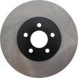 Centric - 120.63042 - Premium Brake Rotor