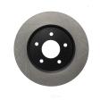 Centric - 120.63067 - Premium Brake Rotor