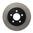 Centric - 120.63071 - Premium Brake Rotor