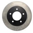 Centric - 120.65057 - Disc Brake Rotor