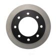 Centric - 120.65071 - Premium Brake Rotor