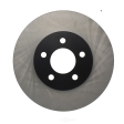 Centric - 120.65082 - Disc Brake Rotor