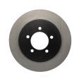 Centric - 120.65090 - Premium Brake Rotor
