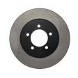 Centric - 120.65091 - Premium Brake Rotor