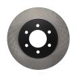 Centric - 120.65097 - Disc Brake Rotor