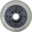 Centric - 120.65104 - Premium Brake Rotor