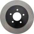 Centric - 120.65108 - Disc Brake Rotor