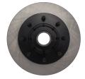 Centric - 120.65116 - Premium Brake Rotor