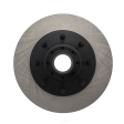 Centric - 120.65124 - Premium Brake Rotor
