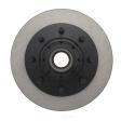 Centric - 120.66027 - Premium Brake Rotor