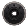 Centric - 120.66034 - Premium Brake Rotor