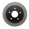 Centric - 120.66036 - Disc Brake Rotor