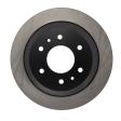 Centric - 120.66052 - Disc Brake Rotor