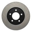 Centric - 120.67049 - Premium Brake Rotor